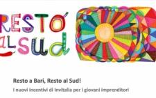 Incentivi per giovani imprenditori: Resto al Sud fa tappa a Bari
